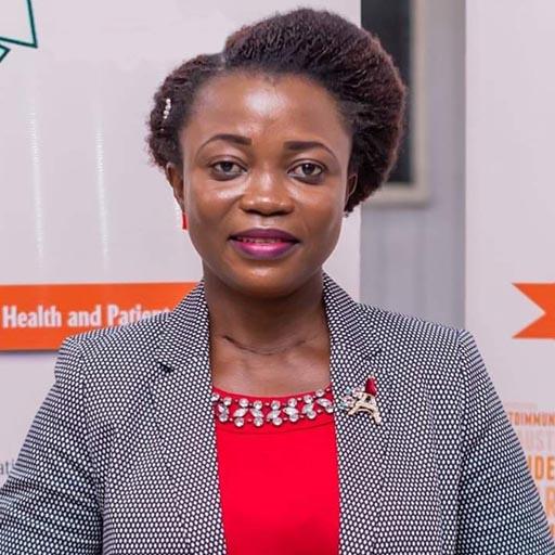 Mrs. Nana Adwoa Konadu Dsane, FCILG